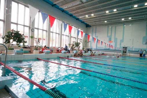дворец водного спорта семеновская телефоны, часы работы